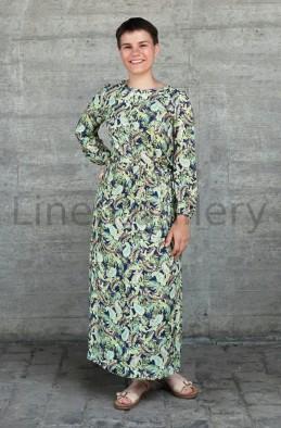 "Сукня ""Ліра"", зелений | 0131/44/1[8544] | lira-zelena-pered-1.jpg[169]"
