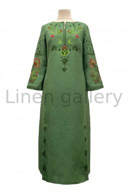 "Сукня ""Стефанія"", зелений | 0146/44/1223[9900] | stefania-zelena-1.jpg[169]"