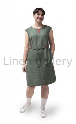 "Сукня ""Естафета"", зелений   0087/42/147[4256]   0087.jpg[22]"