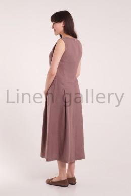 "Сукня ""Елоїза"", коричневий | 0116/42/1212[5172] | a-eloiza-2.jpg[40]"