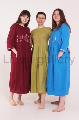 "Сукня ""Жулі"", бордовий | 0112/42/1387[4712] | a-zhuli-1.jpg[34]"