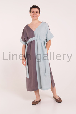 """Сукня """"Твікс"""", блакитний   0126/44/1414[5717]   a-twix-1.jpg[46]"""