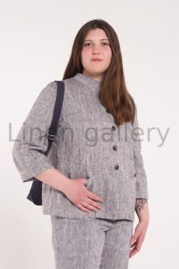 "Куртка ""Альба"", сірий | 4121/44/34[6787] | a-alba-1.jpg[15]"