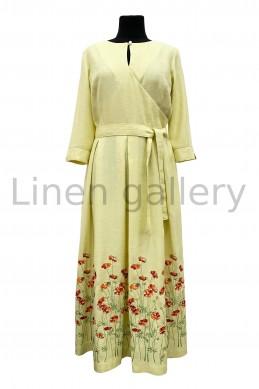 "Сукня ""Юлія"", жовтий | 0117/42/1657[5857] | julia-zhovta.jpg[34]"
