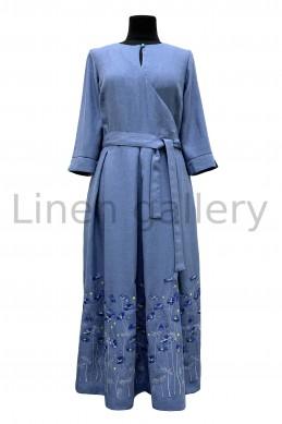 "Сукня ""Анаіс"", бірюзова  | 0052/50/570[3513] | 0052.jpg[325]"