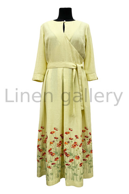 "Сукня ""Юлія"", жовтий | 0117/42/1651[5857] | julia-zhovta.jpg[37]"