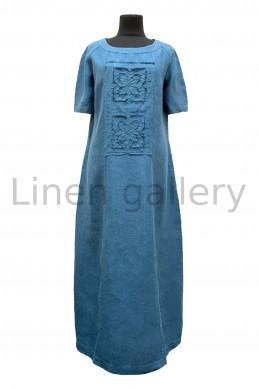 """Сукня """"Марта"""", бірюзовий   0122/48/908[5870]   marta-bir.jpg[169]"""