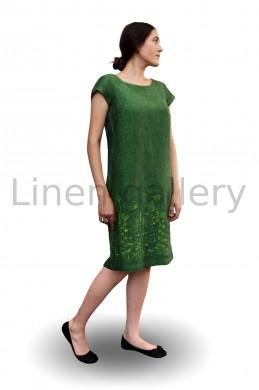 Сукня «Маямі», зелений | 0878/46/34[1047] | 0878.jpg[22]