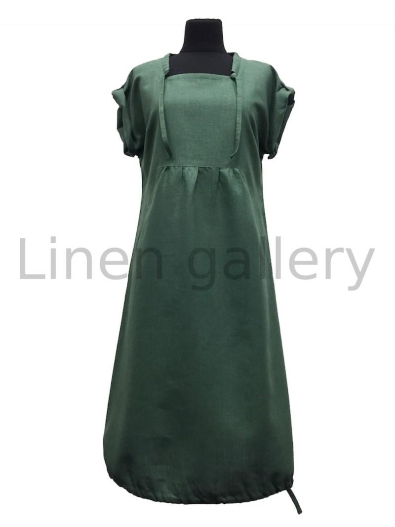 """Сукня """"Рафаела"""", зелений   0027/44/547[3338]   0027-547.jpg[169]"""