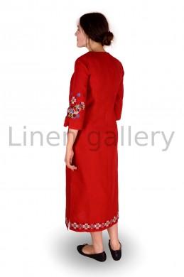 """Сукня """"Ровена"""", червоний   0036/44/1549[1592]   0036-11.jpg[25]"""