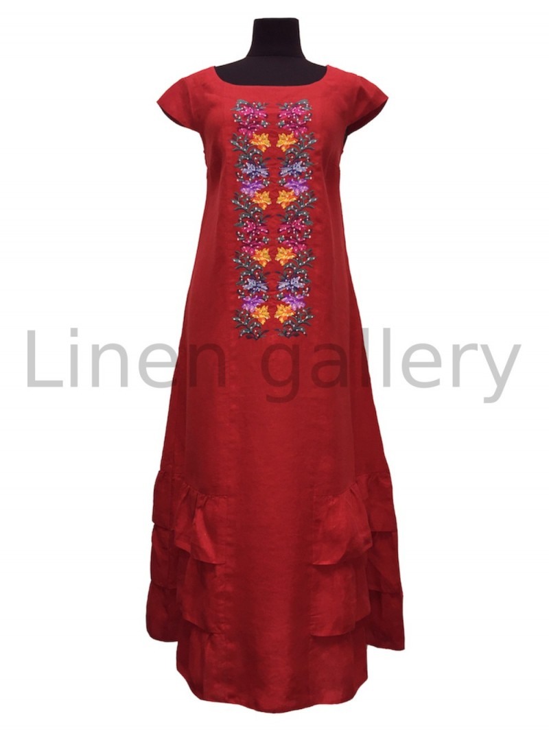"""Сукня """"Спейс"""", червоний   0038/44/1390[1733]   0038-1390.jpg[25]"""