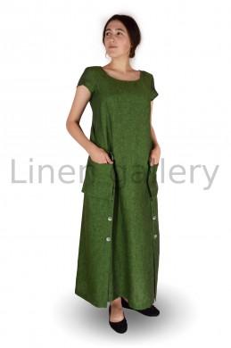 """Сукня """"Летиція"""", зелений   0003/44/6[1434]   0003.jpg[38]"""