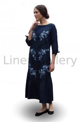 "Сукня ""Есмеральда"", темно-синій | 0975/48/1367[7710] | 0975.jpg[232]"