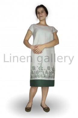 """Сукня """"Ляна"""", зелений   0034/46/1367[7750]   0034.jpg[232]"""
