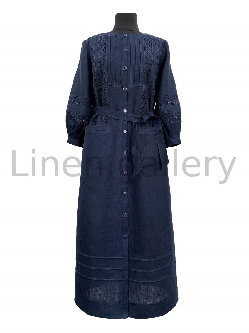 """Сукня """"Вікторія"""", темно-синій   0113/42/999[8149]   viktoria-t-synya.jpg[232]"""