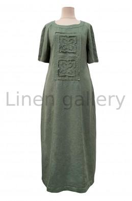 """Сукня """"Марта"""", зелений   0122/48/1226[6946]   marta-khaki.jpg[235]"""