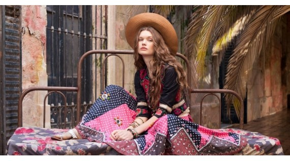 Boho style: the best ideas for a bright look