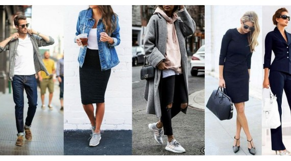 Top 12 popular clothing styles